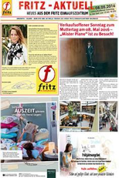 Centerzeitung 03-2016 - Neues aus dem fritz