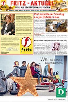 Centerzeitung 06-2016 - Neues aus dem fritz
