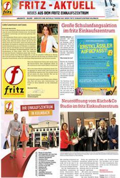 Centerzeitung 04-2018 - Neues aus dem fritz