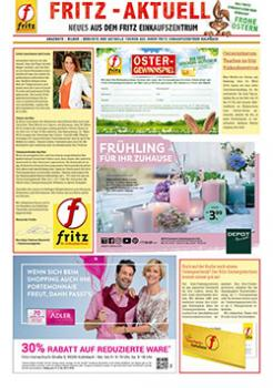 Centerzeitung 01-2018 - Frohe Ostern