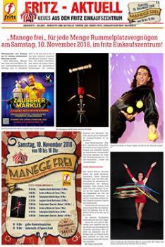 Centerzeitung 05-2018 - Manege Frei