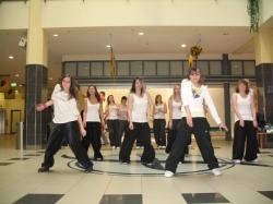 JUZ Tanzshow am 15.05.2010
