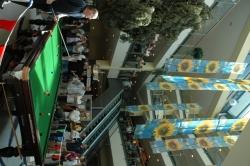Snooker-Event mit Steve Davis