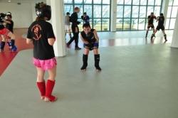 Thai- und Kickbox-Sparringstreffen von Samstag, den 02.03.2013