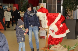 06.12.2014 - Der Nikolaus war zu Besuch im fritz Einkaufszentrum