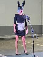 Auftritt der Pocket Opera Company & der Sopranistin Corinna Ruba am 12.09.2020 im fritz Einkaufszentrum_18