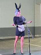 Auftritt der Pocket Opera Company & der Sopranistin Corinna Ruba am 12.09.2020 im fritz Einkaufszentrum_19